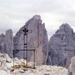 Croce sul monte Paterno