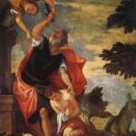 Il sacrificio di Abramo - Il Veronese - XVI sec