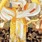risurrezione dai morti - MI Rupnik