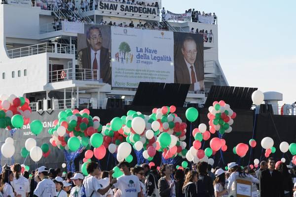 23/05/2014 – Palermo – Giornata della Legalità