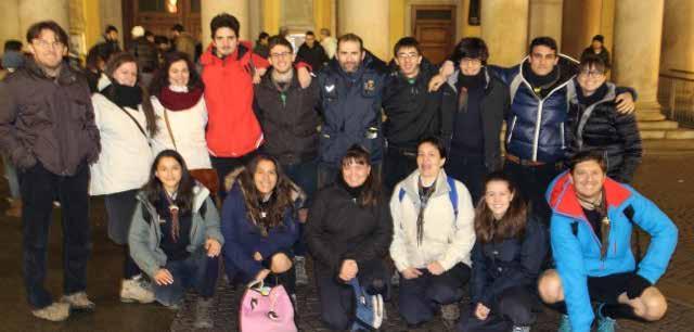 Dai senzatetto di Milano