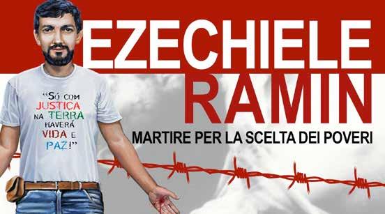 EZECHIELE RAMIN: Martire per la scelta dei Poveri