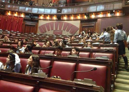 Sui banchi di Montecitorio: lezioni di Costituzione