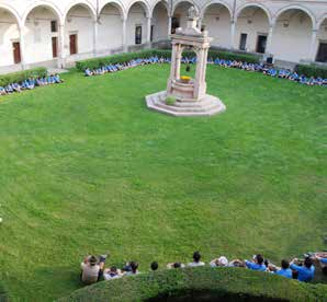 Centro Spiritualità Scout Carceri, Este (PD) …in breve CSSC