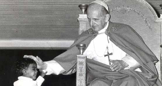 PAPA PAOLO VI. Servire da testimoni in una Chiesa in uscita