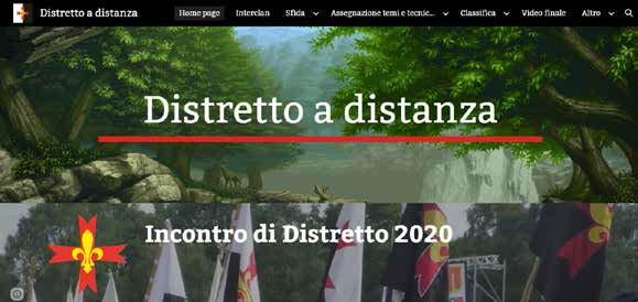 Incontro di distretto 2020