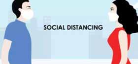 Distanziamento sociale… davvero una novità???