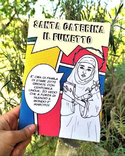 Santa Caterina – il fumetto!