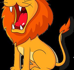Caccia al leon!